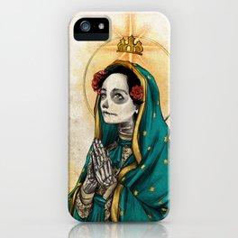 Sainte Mort iPhone Case