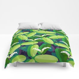 Frog Pond Comforters