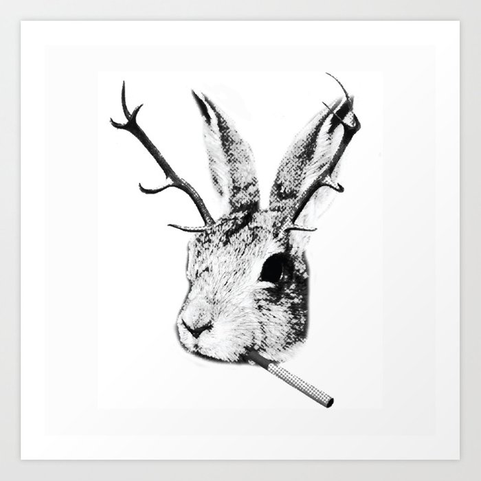 Sargeant Slaughtered Art Print