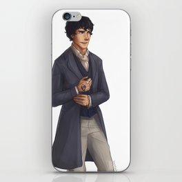 Will Herondale iPhone Skin