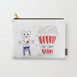 Poppin heart Carry-All Pouch