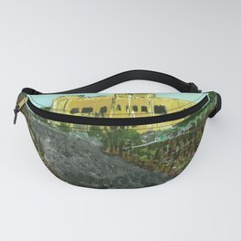 Sand Castle Winery Fanny Pack