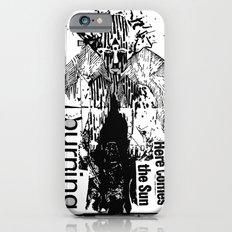 burning sun iPhone 6s Slim Case