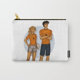 Percy and Annabeth Carry-All Pouch