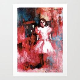 A Dollhouse Art Print