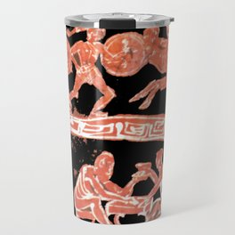 Ancient Greeks          by Kay Lipton Travel Mug