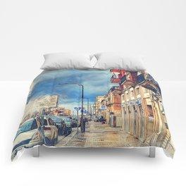 Trapani art 20 Sicily Comforters