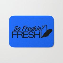 So Freakin' Fresh v5 HQvector Bath Mat