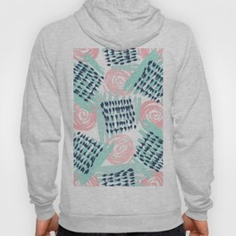 ABSTRACT PASTEL PATTERN Hoody
