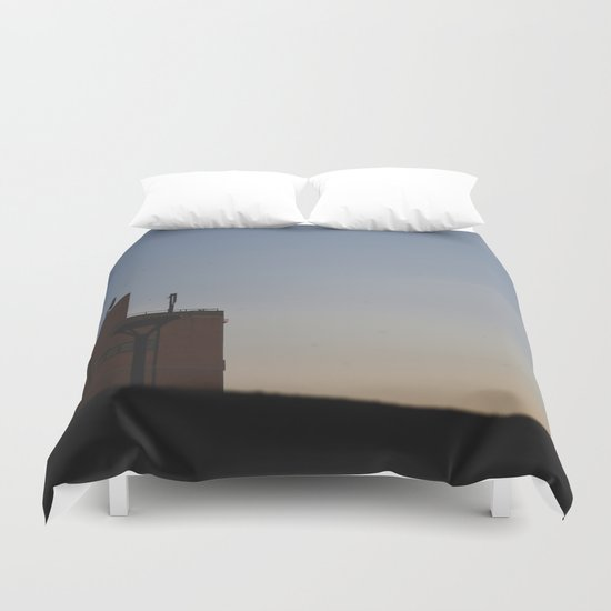Nobody Knows Duvet Cover