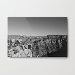 The Grand Canyon - South Rim Metal Print
