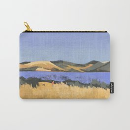 Lake in Marin County Carry-All Pouch