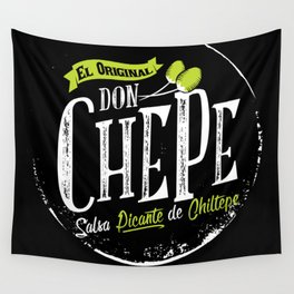 Don Chepe Wall Tapestry