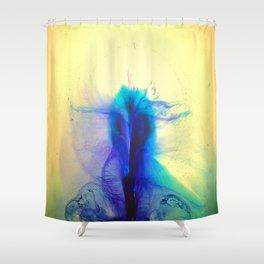 Cobraline Shower Curtain