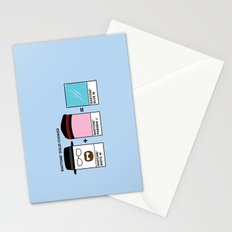 Badtones Stationery Cards