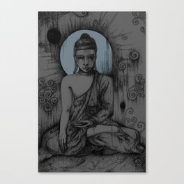 imperturbable Canvas Print