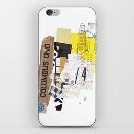 Columbus iPhone Skin