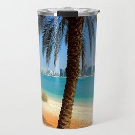 abu dhabi Travel Mug
