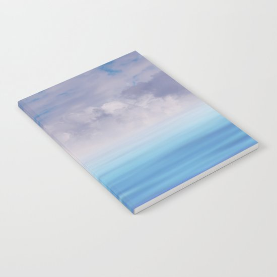 The Sea is Calm Notebook