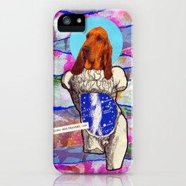 Divine dogs -- Bloodhound iPhone Case