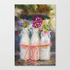 Handmade Heartmade Canvas Print