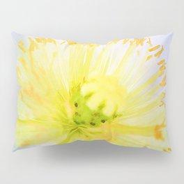 Poppy Close Up Pillow Sham