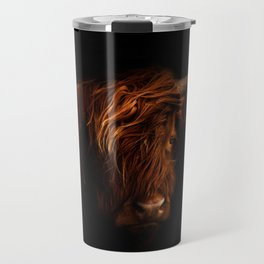 Highland Beauty Travel Mug