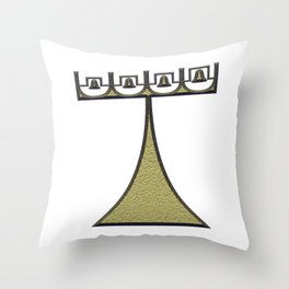 campanile Throw Pillow