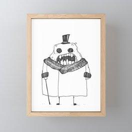 Ivan the Terrible Framed Mini Art Print