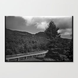 The Road I'm On Canvas Print