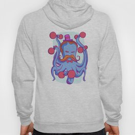 Otto the stronger octopus  Hoody