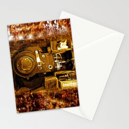 Vintage Victor Camera HDR Stationery Cards
