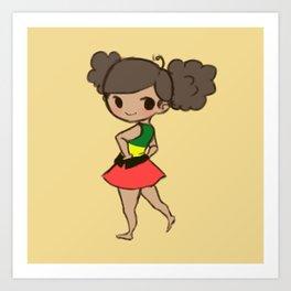 Jamaica 2 Art Print