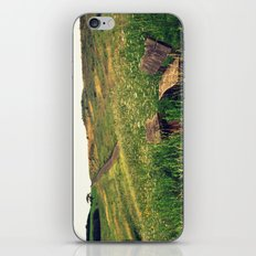 I've been waiting for you iPhone & iPod Skin
