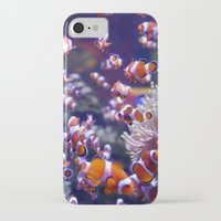 nemo iPhone & iPod Cases featuring Nemo by Arielle Walker