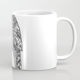 BIRDS HAVE NO LIMITS TO HOW FAR THEY HELP THEIR CHILDREN.... Coffee Mug