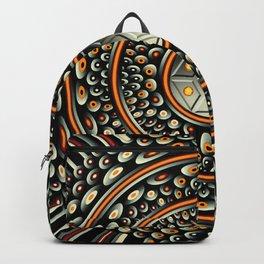 Dark metal and jewels Backpack