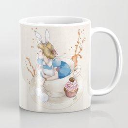 Tea Time in Wonderland Coffee Mug