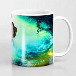 Georgina in the forest Coffee Mug
