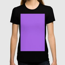 Orchid Solid Color Block T-shirt