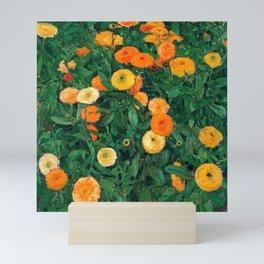 Marigolds by Koloman Moser, 1909 Mini Art Print