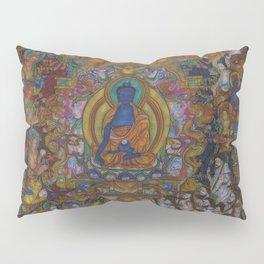 The Medicine Buddha Pillow Sham