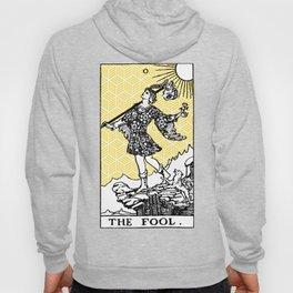 Geometric Tarot Print - The Fool Hoody