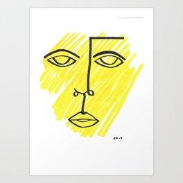 Aims Art Print