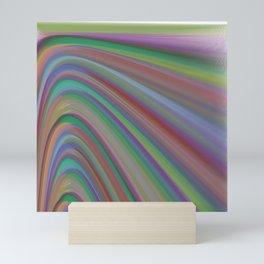 Artificial Noise Mini Art Print