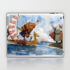Viking Laptop & iPad Skin