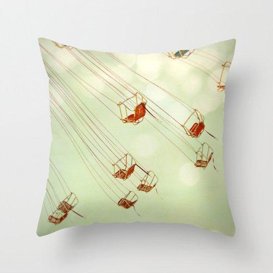 Dreamspun  Throw Pillow