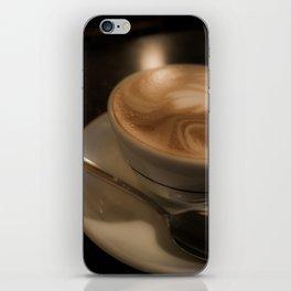 Quiet Cafe iPhone Skin