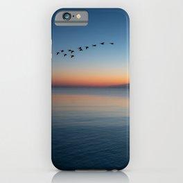 Lake Michigan, US, North America iPhone Case