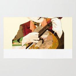 Django Reinhardt Rug
